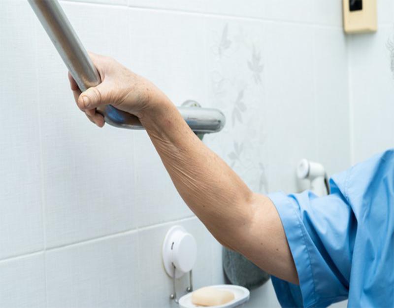 Making Bathrooms Safe for the Elderly