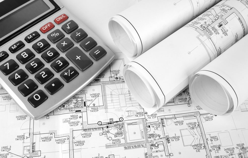 Setting up a budget for buying your first home